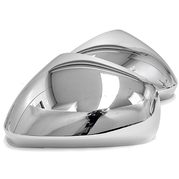 Alfa Romeo 159/MiTo/GIULIETTA Side Mirror Cover Set (Chrome)