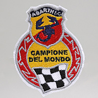 ABARTH CAMPIONE DEL MOND Patch