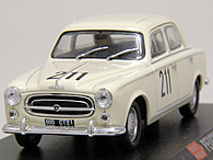 1/43 1000 MIGLIA Collection No.37 PEUGEOT 403 Miniature Model