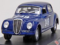 1/43 1000 MIGLIA Collection No.38 LANCIA AURELIA B21ミニチュアモデル