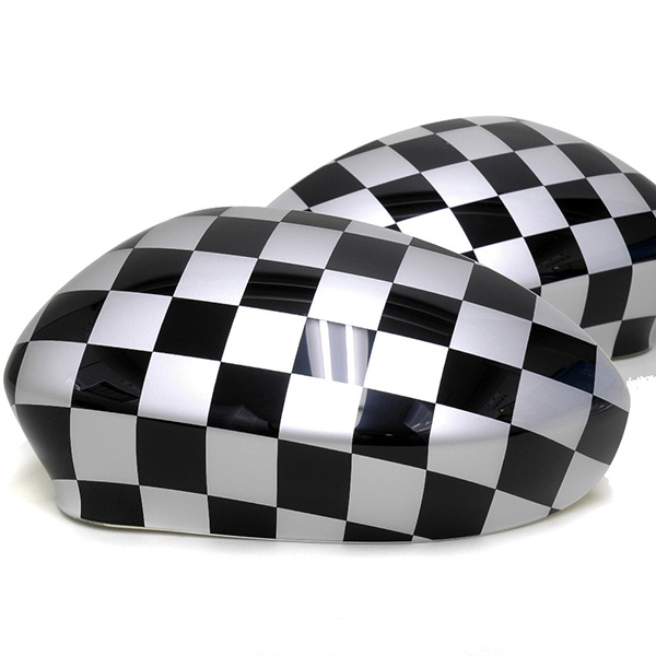 FIAT GRANDE PUNTO/PUNTO EVO Side Mirror Cover Set(Checkerd Flag)