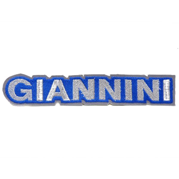 GIANNINI Logo Patch