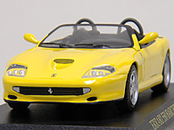 1/43 Ferrari GT Collection No.25 550 Barchetta Pininfarinaミニチュアモデル