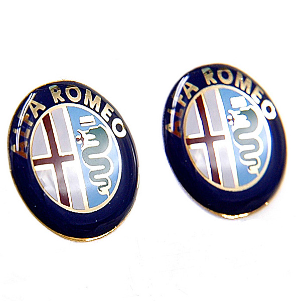 Alfa Romeo 15mm 3D Sticker Set