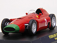 1/43 Ferrari F1 Collection No.58 D50ミニチュアモデル