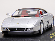 1/43 Ferrari GT Collection No.33 348tsミニチュアモデル
