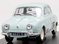 1/43 1000 MIGLIA Collection No.47 Renault Dauphine Miniature Model