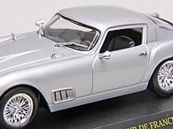 1/43 Ferrari GT Collection No.37 250 GT Berlinetta TDF 1962年ミニチュアモデル