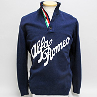 Alfa Romeo Cotton Sweater