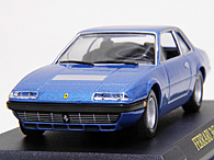 1/43 Ferrari GT Collection No.40 365 GT4 2+2 1972年ミニチュアモデル