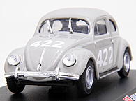 1/43 1000 MIGLIA Collection No.48 VOLKSWAGEN 1200 Miniature Model
