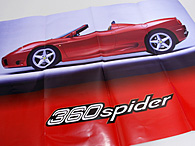 1/43 Ferrari GT Collection No.43 360 Spiderミニチュアモデル