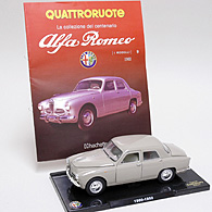 1/24 Alfa Romeo 100 Anni Collection No.9 Alfa 1900ミニチュアモデル