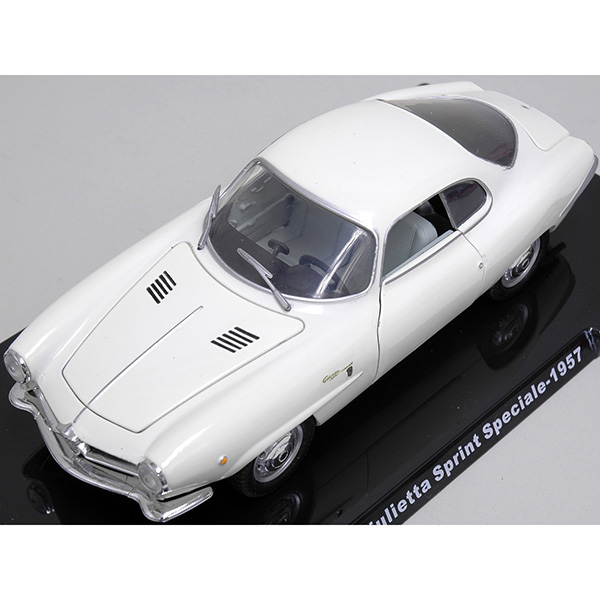 1/24 Alfa Romeo 100 Anni Collection No.11 Giulietta Sprint Specialeミニチュアモデル