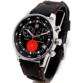 Alfa Romeo Quartz chronograph watch