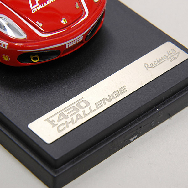 1/43 Ferrari F430 Challenge Miniature Model by Racing 43