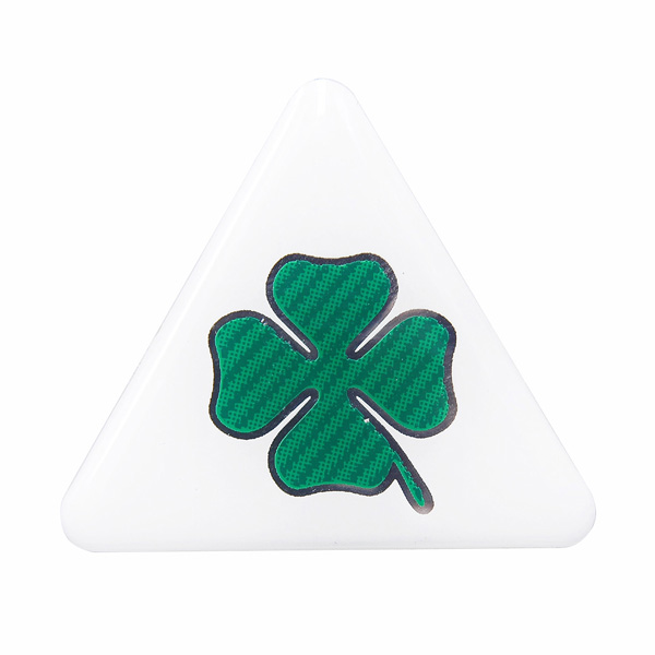 QUADRIFOGLIO 3D Sticker (small)