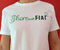 Share with FIAT T-shirts