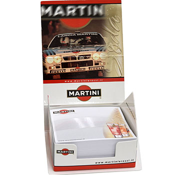 MARTINI Post-It Set