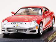 1/43 Ferrari GT Collection No.53 612 Scagliettiミニチュアモデル