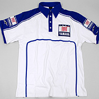FIAT YAMAHA Team Polo Shirts (for Men)<br><font size=-1 color=red>08/30到着</font>