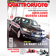 Quattroruote April 2011