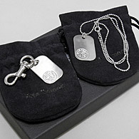 Alfa Romeo Dog Tag & Neckless Set