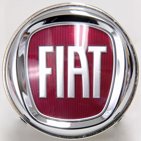 FIAT純正エンブレムペーパーウェイト<br><font size=-1 color=red>11/07到着</font>