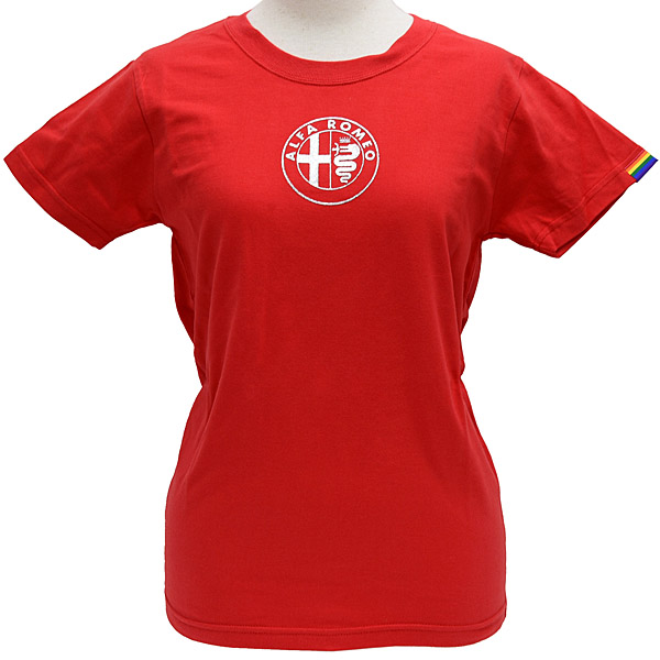 Alfa Romeo Emblem T-shirts (for women)