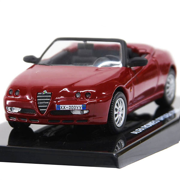 1/43 Alfa Romeo Spider 2003 Miniature Model