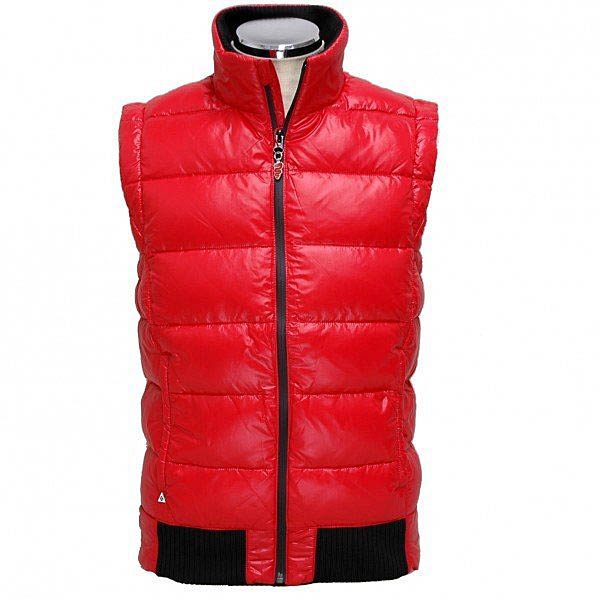 Alfa Romeo Down Vest (Red)