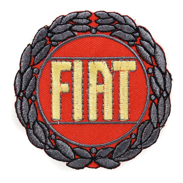 FIAT Old Emblem Patch