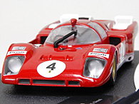 1/43 Ferrari Racing Collection No.10 512M Miniature Model