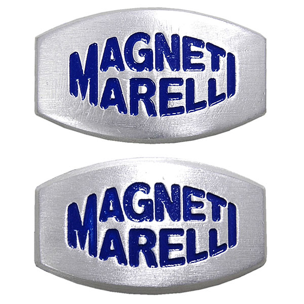 MAGNETI MARELLI Emblem (Set of 2pcs.)