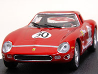 1/43 Ferrari Racing Collection No.15 250GTO ミニチュアモデル