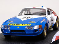 1/43 Ferrari Racing Collection No.16 365GTB4 Competizione ミニチュアモデル