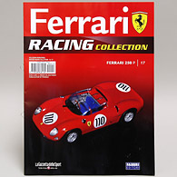 1/43 Ferrari Racing Collection No.17 250Pミニチュアモデル