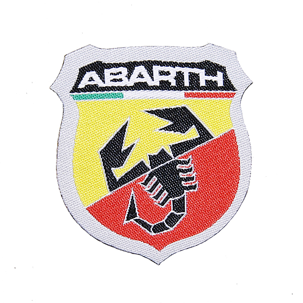 ABARTH Emblem Patch (small)-21560-