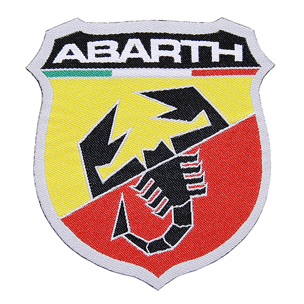ABARTH Emblem Patch(Large)-21561-