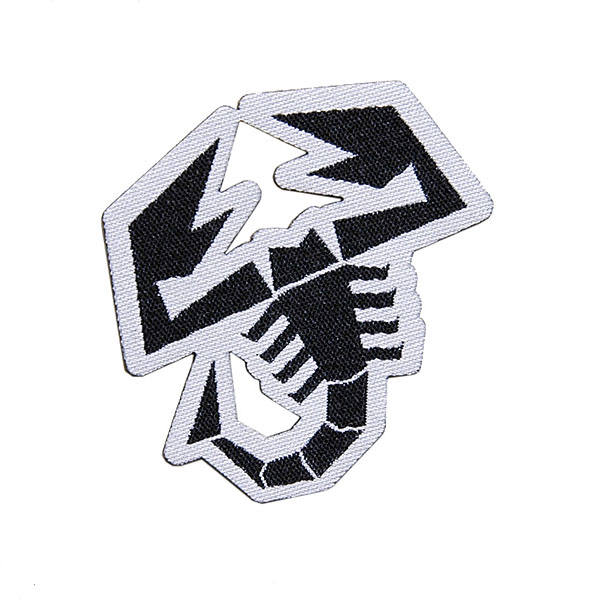 ABARTH Scorpione Patch(small)-21562-