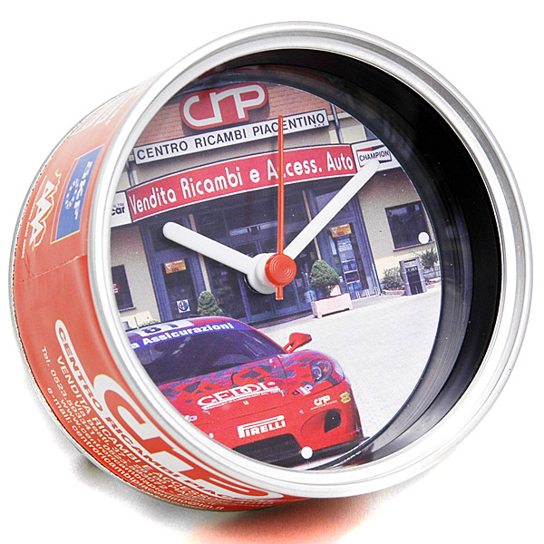 Ferrari Can Case Desk Clock-430-