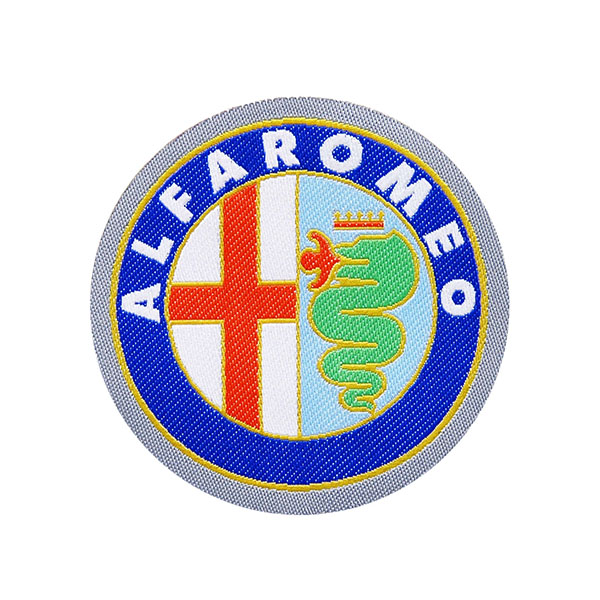 Alfa Romeo Emblem Patch (Sticker Type)
