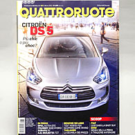 Quattroruote March 2012