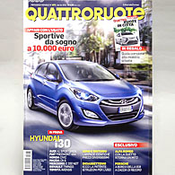 Quattroruote April 2012