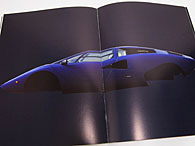 LAMBORGHINI YEAR BOOK  1992年版