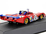 1/43 Ferrari Racing Collection No.24 312Pミニチュアモデル