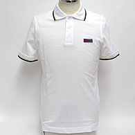 MARTINI RACING Polo Shirts (White)