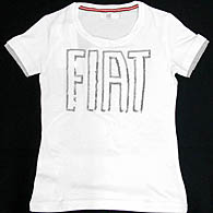 FIAT Spangle T-shirts (for women)