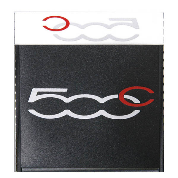 FIAT 500C Ticket Holder