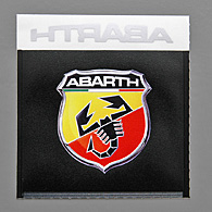 ABARTH Ticket Holder(Black)